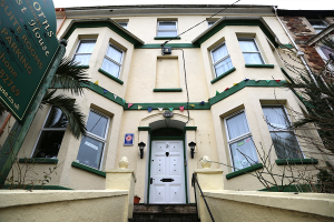 Acorns Guest House Bed And Breakfast Combe Martin Devon